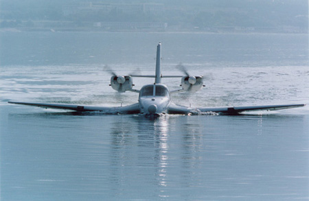 Light amphibian BE-103 developed by Beriev Aircraft Company