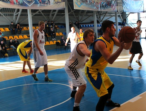 Friendly match Taganrog-Donbas