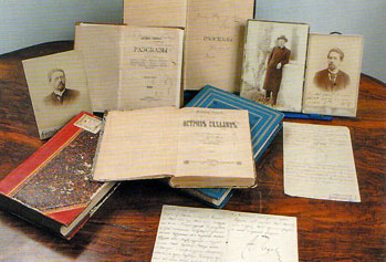 Books with Anton Chekhov's autographs from the collection of Taganrog Memorial Chekhov Museum