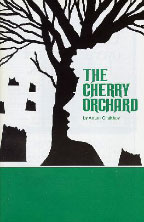 Poster for the Cherry Orchard by Chekhov, USA