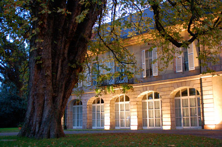The Chateau of Georges Charles Danthes in Soultz, France