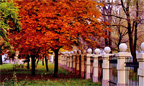 Mariupol in Fall