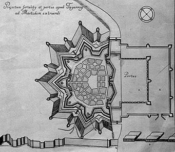Saint Trinity Fortress and Seaport of Taganrog (17th century)