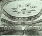 Inside the City Theater (late 19th century)