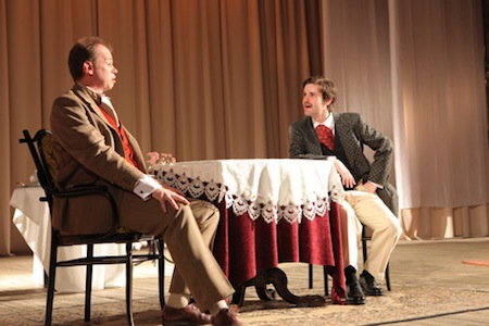 Tomahawk Theater Company performs The Importance Of Being Earnest